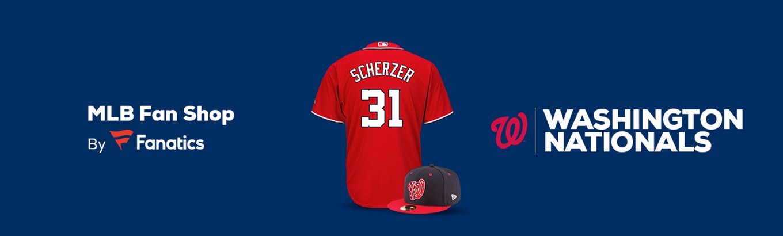 save off 28720 b6797 Washington Nationals Team Shop - Walmart.com