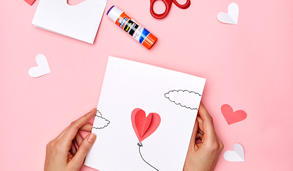Diy ValentineS Day Cards For Your Sweetheart  WalmartCom