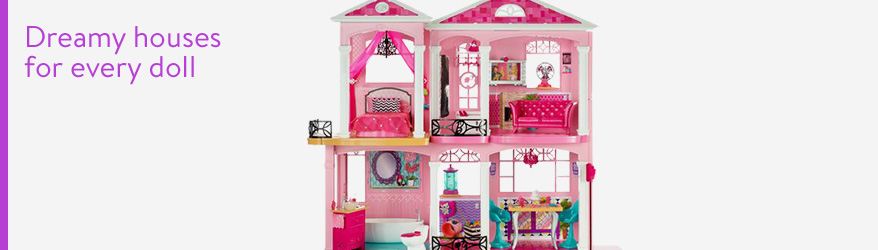 Dreamy house for every doll