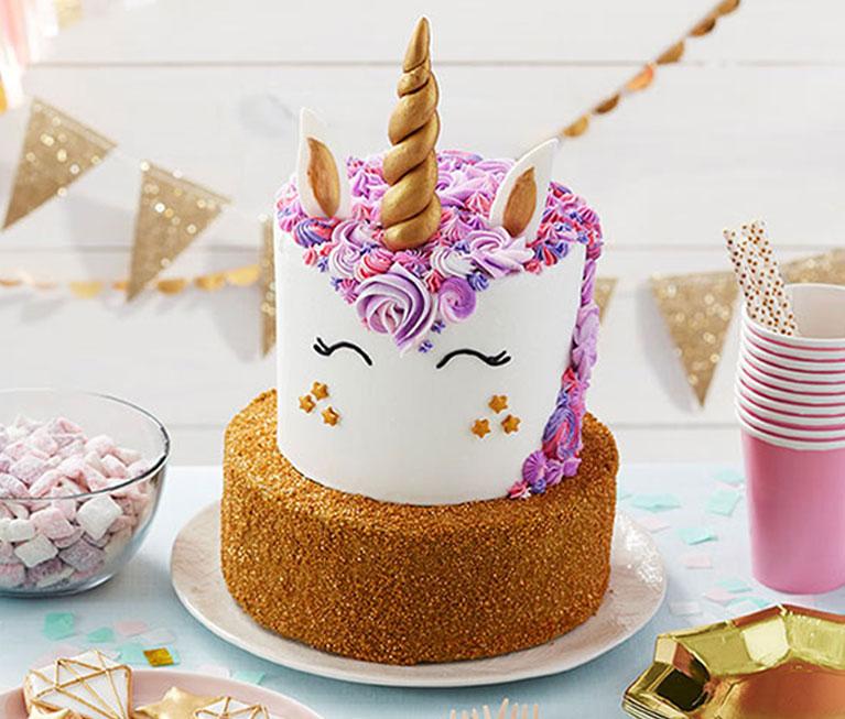 Personalized Pastel Rainbow and Unicorn Cake Topper Rainbow Birthday Decor Unicorn Cake Decoration Unicorn Birthday Party Rainbow Prop