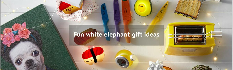 Best White Elephant Party Ideas Walmart Com
