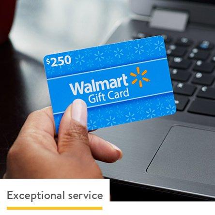 Corporate Gift Card Program - Walmart com
