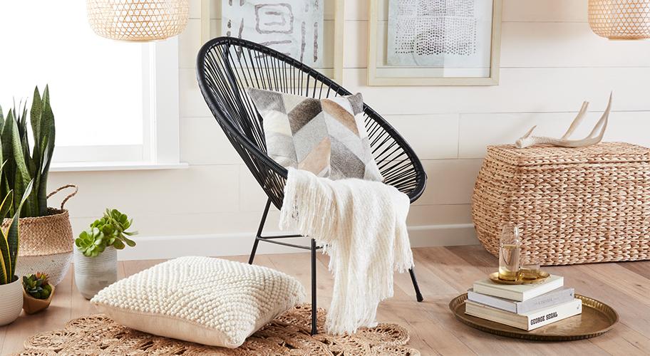 deko furniture. It\u0027s Only Natural. Explore A Decor Collection Featuring Wicker, Rattan \u0026  Other Natural Textures Deko Furniture