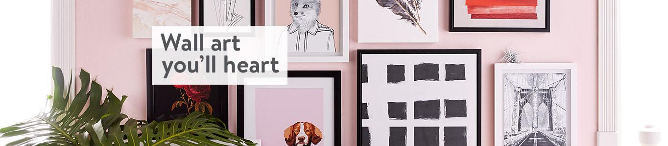 Wall Art Youu0027ll Heart