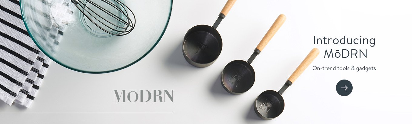 Introducing MoDRN. On-trend tools & gadgets.