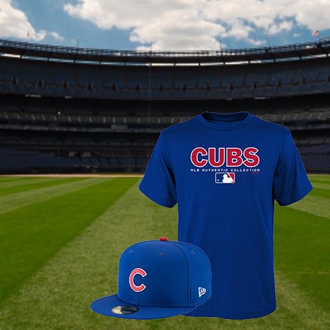 meet 2703f 1fe86 Chicago Cubs Team Shop - Walmart.com