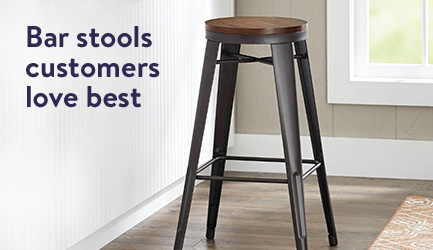 customer favorite bar stools shop now