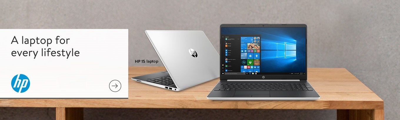 HP Laptops for every lifestyle
