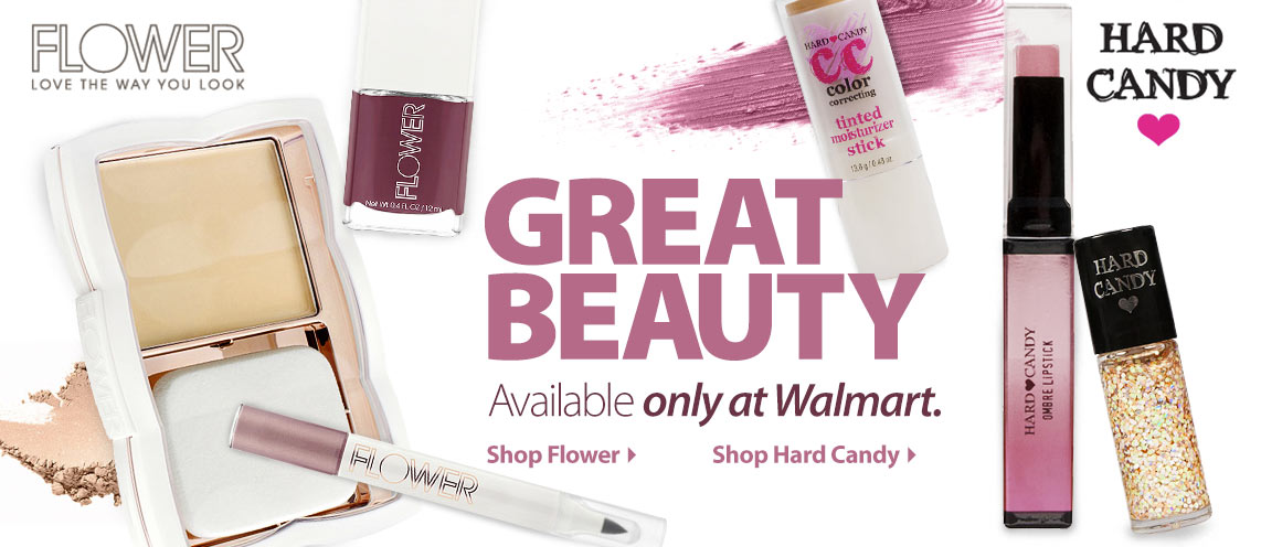 Great Beauty Available Only at Walmart
