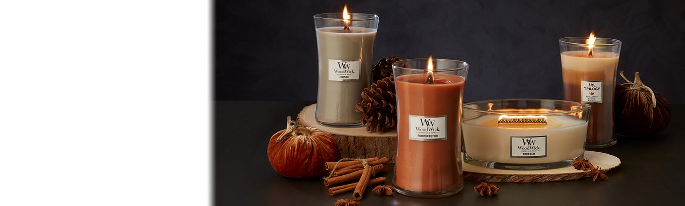 Fall fragrance for less. Shop seasonal candles, wax warmers, and more.