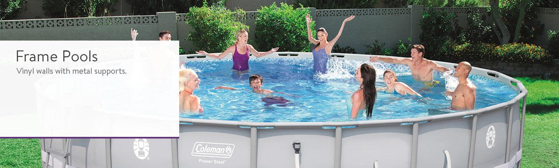 Frame Swimming Pools - Walmart.com - Walmart.com