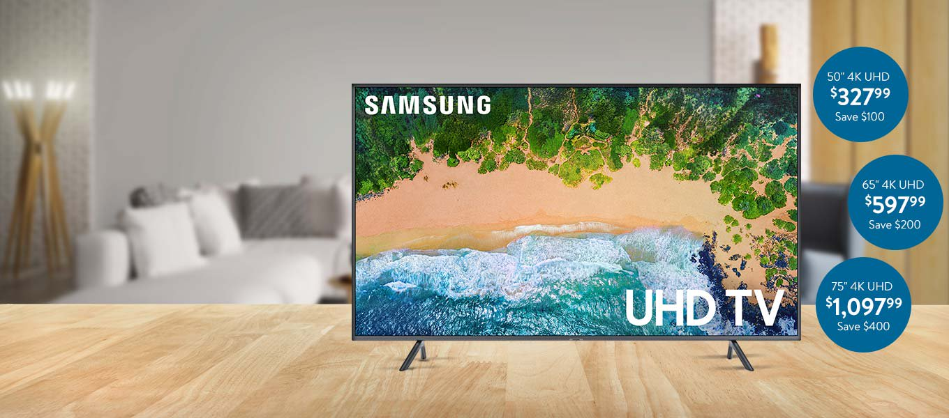 ec64759eb68 Shop Samsung UHD TVs. Shop Apple Watch Series 3   iPad 6th generation at  unbeatable prices.