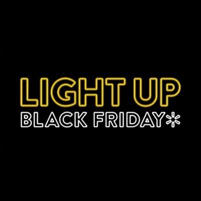 Light Up Black Friday