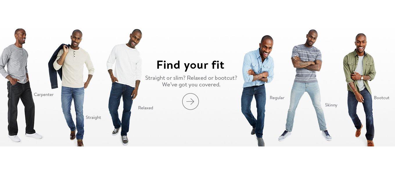 Mens Clothing, Mens Fashion, & Mens Apparel | Walmart.com