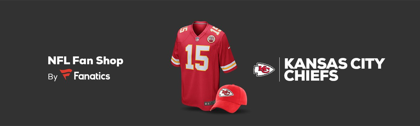Kansas City Chiefs Team Shop