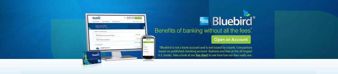 BlueBird American Express - Walmart MoneyCenter
