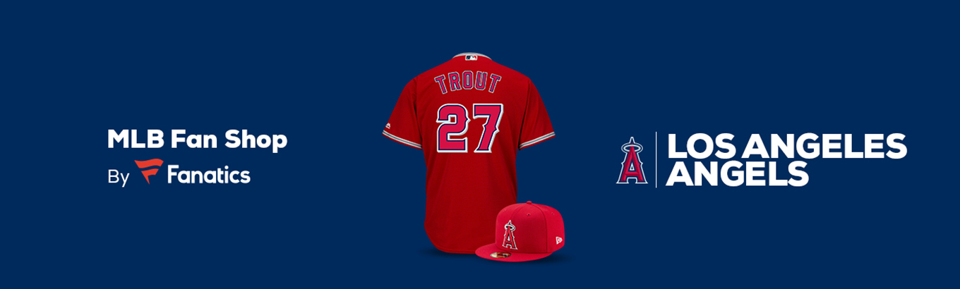 fff699d919a2db Los Angeles Angels Team Shop - Walmart.com