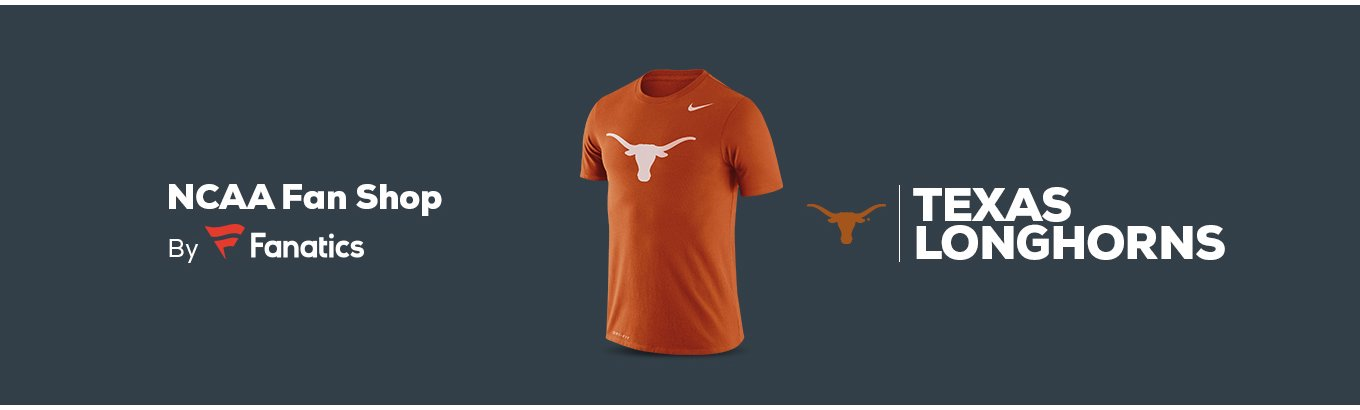 5a16363e Texas Longhorns Team Shop - Walmart.com