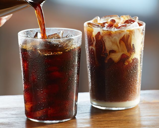 Shop Now: Your favorite Iced Coffees & Delicious Cold Brew