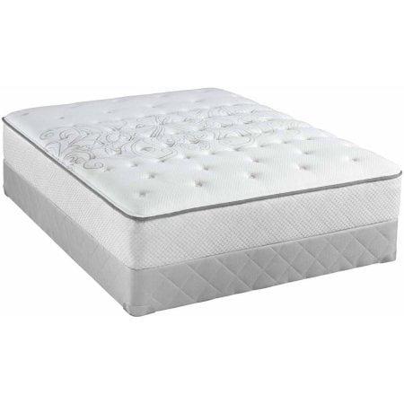 mattresses: memory foam, box springs, bed frames