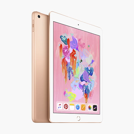 iPads + Tablets from Apple, Samsung, Windows and more