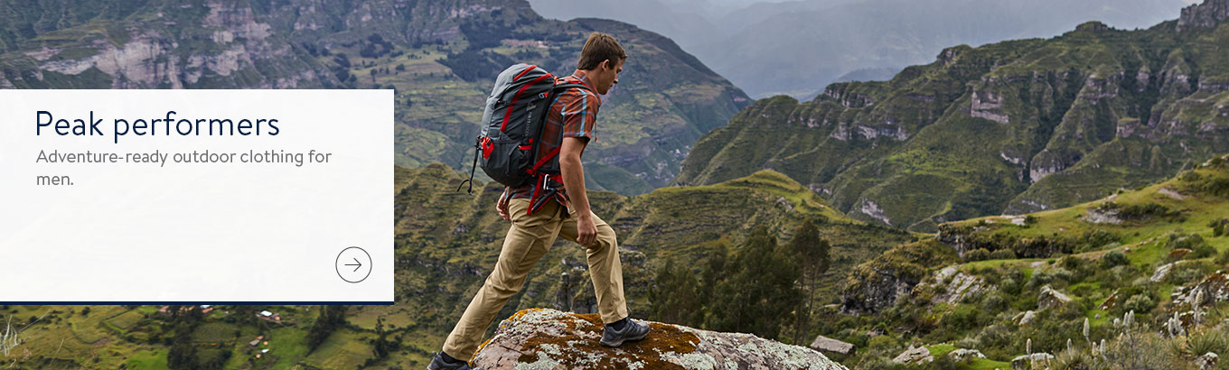 Eddie Bauer Men's Clothing, Shoes, and Accessories