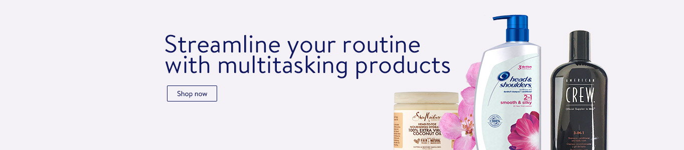 Streamline your routine with multitasking products