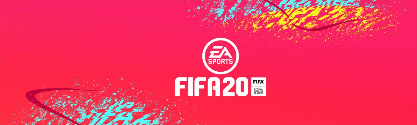 FIFA 20. Available now.