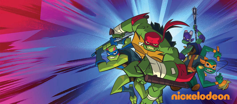 Cartoon reality teenage mutant hero turtles