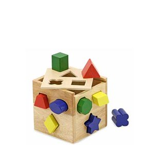 Shape Sorters & Stackers