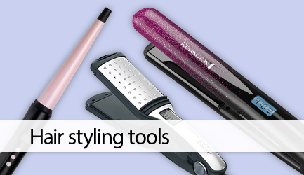 Shop hairstyling tools