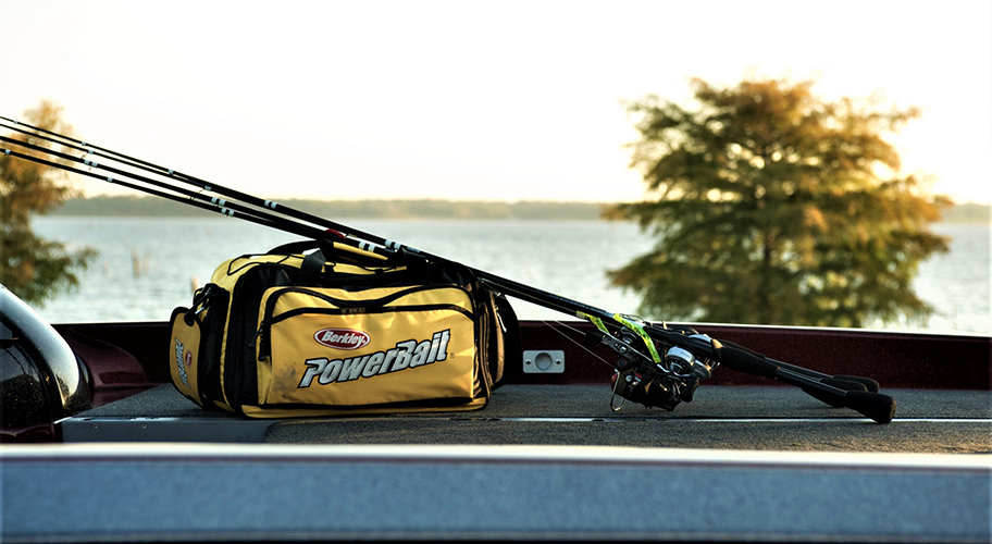 Tackle the reel world: Looking to catch more fish? You're in the