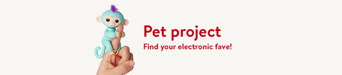 Pet project. Find your electronic fave.