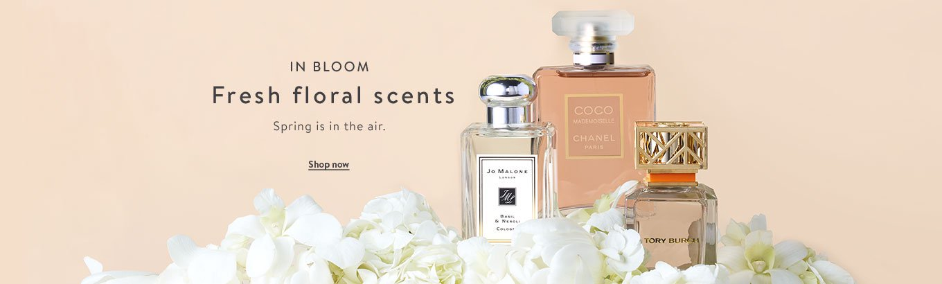 Fresh Floral Scents