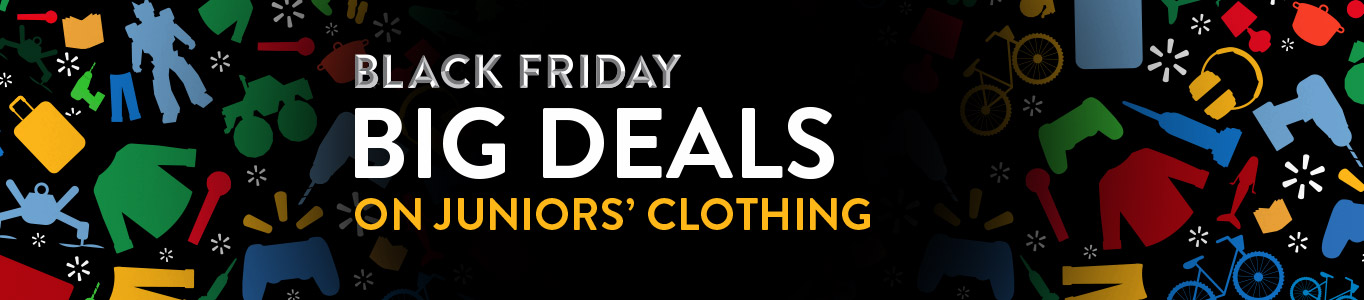 Black Friday deals on juniors' clothing