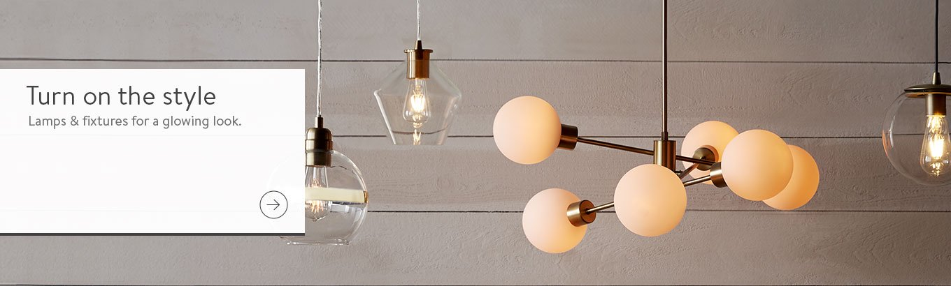 Shop Statement Lighting