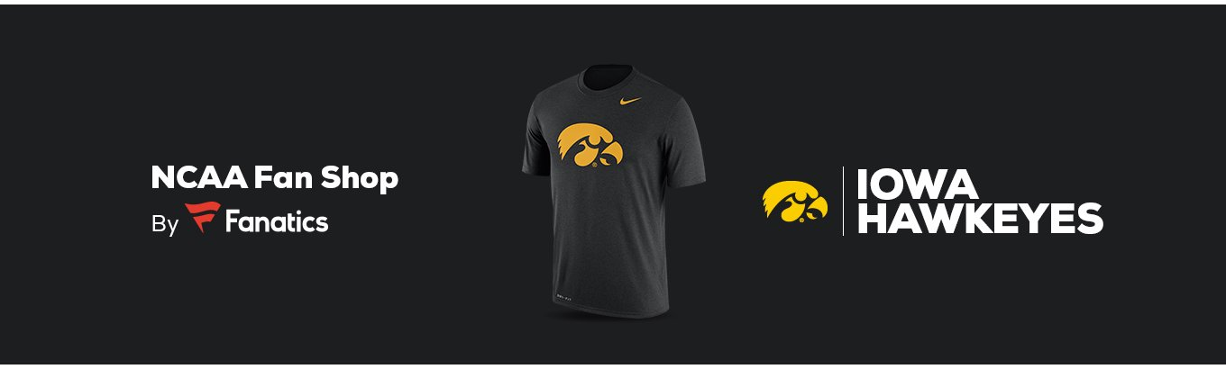 36c3a18cd Iowa Hawkeyes Team Shop - Walmart.com
