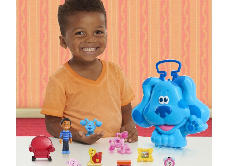 Brand new Blue's Clues & You toys! Only at Walmart! Shop now.