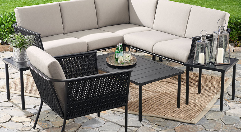26c39f396af Patio prep. Turn any outdoor space into the ultimate gathering spot with  our beautiful new