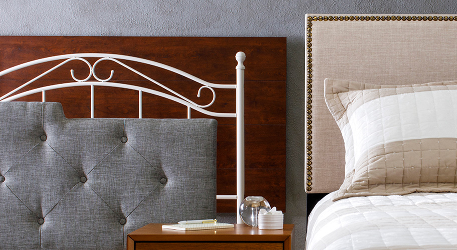 bed room. Dreamy Headboards. A New Headboard Is A Quick, Easy Way To Spruce Up Your Bed Room
