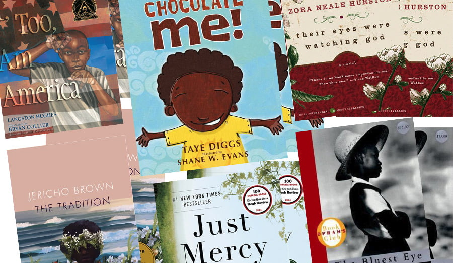 20 great reads by African-American authors