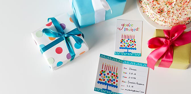 Shop Invitations & Cards