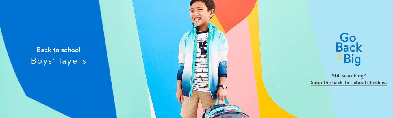 Boys Coats & Jackets - Walmart com