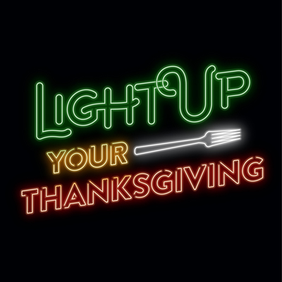Light up you Thanksgiving