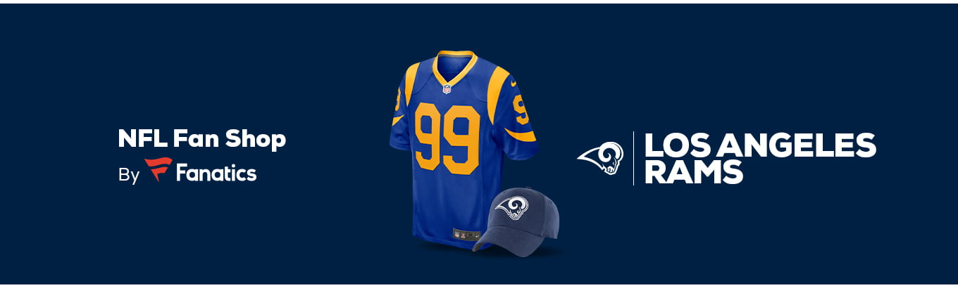 498823bae Los Angeles Rams Team Shop - Walmart.com