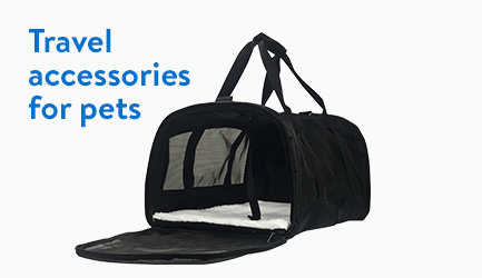 Travel accessories for pets
