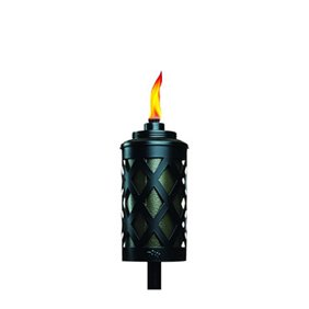 Shop tiki torches.