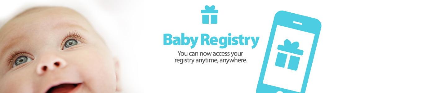 Walmart baby registry freebies