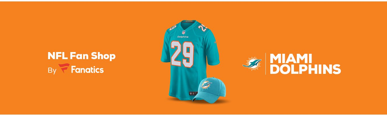 337f1abbc1a Miami Dolphins Team Shop - Walmart.com