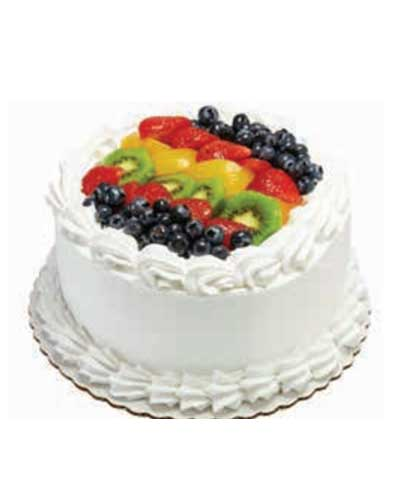 Tres leches deluxe 4 fruit cake